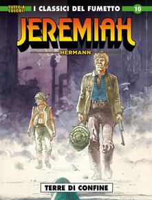 Camfeed.it Jeremiah. Vol. 10: Terre di confine. Image