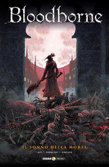 Bloodborne. Vol. 1: sonno della morte, Il. - Ales Kot - copertina