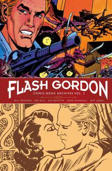 Capturtokyoedition.it Flash Gordon. Comic-book archives. Vol. 3: serie a fumetti 1969-1970, Le. Image