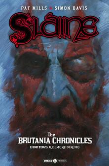 Winniearcher.com Sláine. The Brutania chronicles. Vol. 3: demone dentro, Il. Image