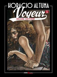 Daddyswing.es Voyeur. Ediz. deluxe. Vol. 1 Image