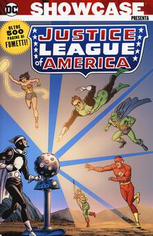 DC showcase presenta: Justic League of America. Vol. 1.pdf
