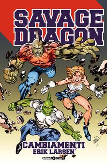 Voluntariadobaleares2014.es Savage Dragon. Vol. 35: Cambiamenti. Image