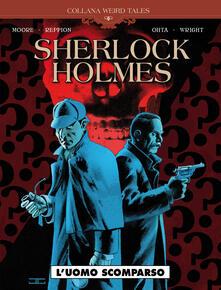 Amatigota.it L' uomo scomparso. Sherlock Holmes. Vol. 5 Image
