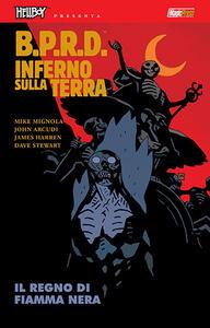 B.P.R.D. Inferno sulla Terra. Vol. 9: regno di Fiamma Nera, Il.