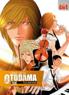 Otodama. Vol. 3 - Youka Nitta - copertina