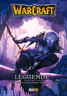 Voluntariadobaleares2014.es Warcraft. Leggende. Vol. 2 Image