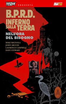 Steamcon.it B.P.R.D. Inferno sulla Terra. Vol. 15: Nell'ora del bisogno. Image