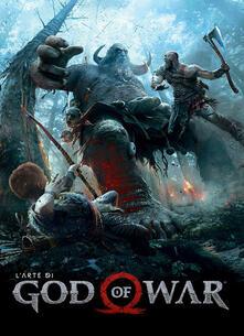 Antondemarirreguera.es L' arte di God of War Image