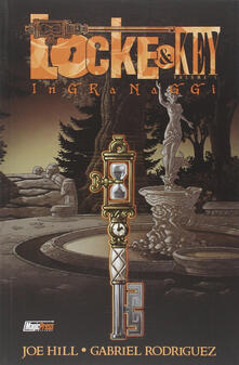 Filippodegasperi.it Ingranaggi. Locke & Key. Vol. 5 Image