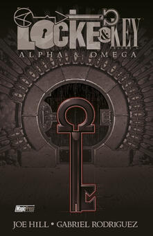 Antondemarirreguera.es Alpha & Omega. Locke & Key. Vol. 6 Image