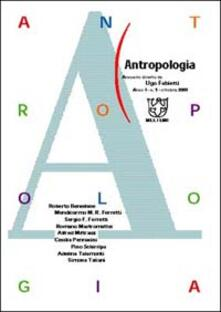 Camfeed.it Antropologia. La possessione Image