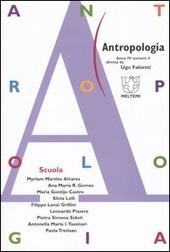 Antropologia (2004). Vol. 4: Scuola.