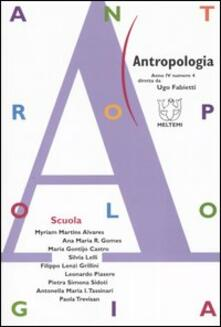Ipabsantonioabatetrino.it Antropologia (2004). Vol. 4: Scuola. Image