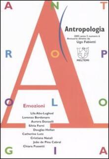 Voluntariadobaleares2014.es Antropologia (2005). Vol. 6: Emozioni. Image