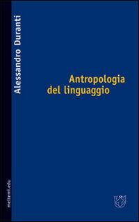 Antropologia del linguaggio