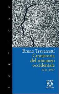 Cronistoria del romanzo occidentale 1711-1957