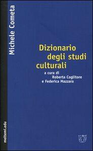 Dizionario degli studi culturali