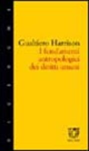 I fondamenti antropologici dei diritti umani