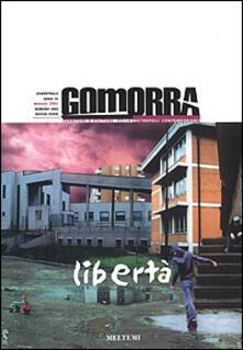 Gomorra. Territori e culture della metropoli contemporanea. Vol. 1: Libertà..pdf