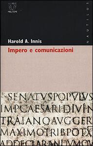 Impero e comunicazioni