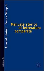 Manuale storico di letteratura comparata