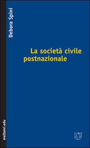 La società civile postnazionale