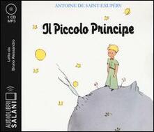 Milanospringparade.it Il Piccolo Principe. Audiolibro. CD Audio formato MP3 Image