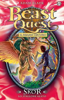 Recuperandoiltempo.it Skor. Lo stallone alato. Beast Quest. Vol. 14 Image