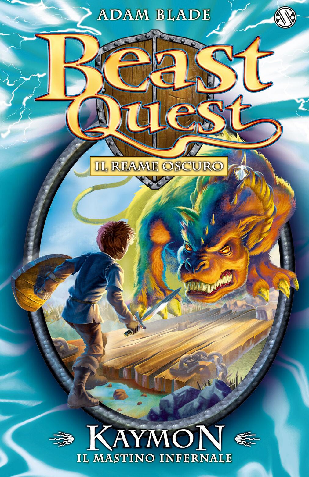Kaymon. Il mastino infernale. Beast Quest. Vol. 16