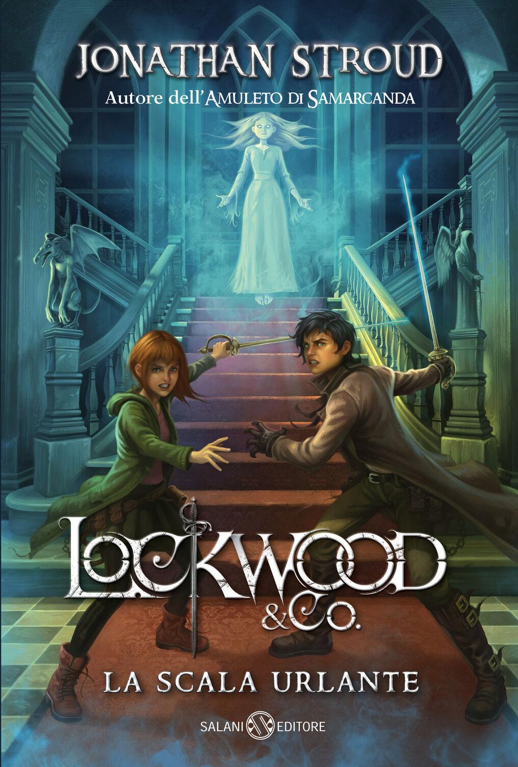 La scala urlante. Lockwood & Co.