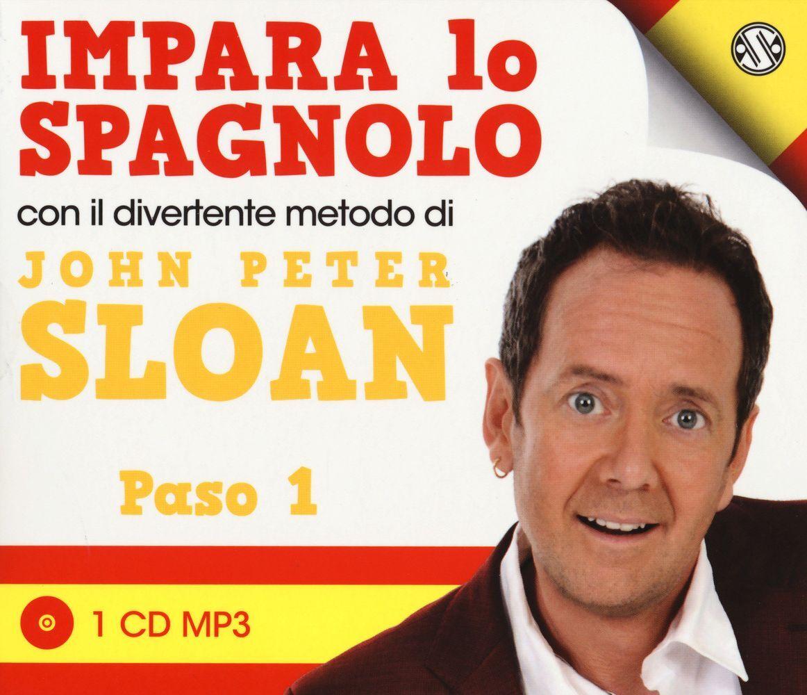 Impara lo spagnolo con il divertente metodo. Paso 1. Audiolibro. 1 CD Audio