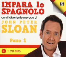 Cocktaillab.it Impara lo spagnolo con il divertente metodo. Paso 1. Audiolibro. CD Audio Image