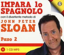 Voluntariadobaleares2014.es Impara lo spagnolo con il divertente metodo. Paso 2. Audiolibro. 2 CD Audio Image