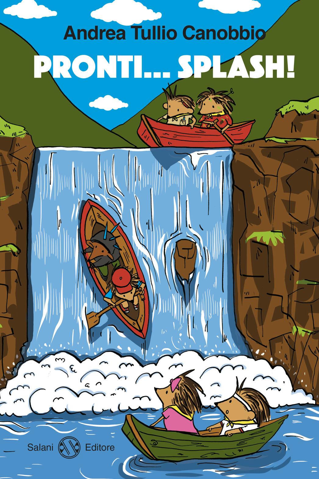 Pronti splash! Ricci scout. Vol. 2