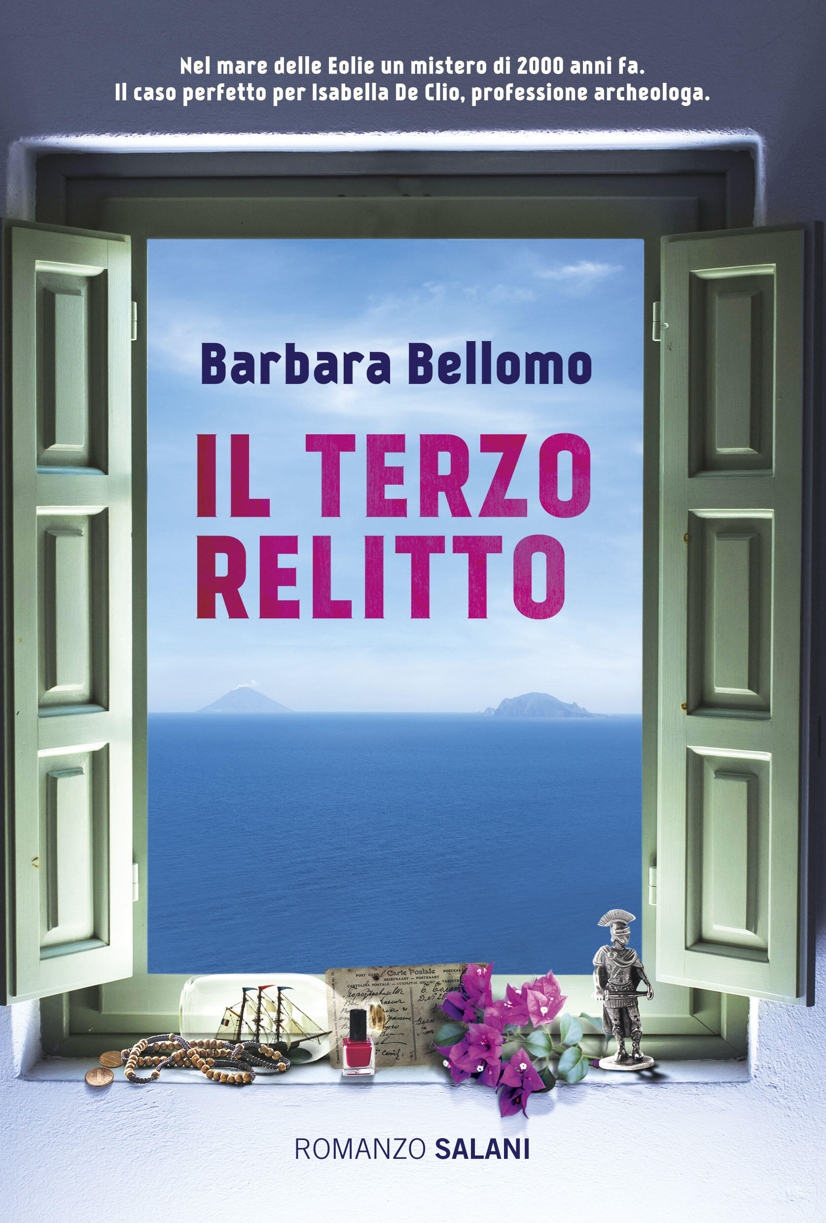 Il terzo relitto barbara bellomo libro salani for Susanna tamaro il tuo sguardo illumina il mondo