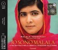 Io sono Malala. La mia battaglia per la libertà e l'istruzione delle donne letto da Alice Protto. Audiolibro. CD Audio formato MP3 - Yousafzai Malala Lamb Christina - wuz.it