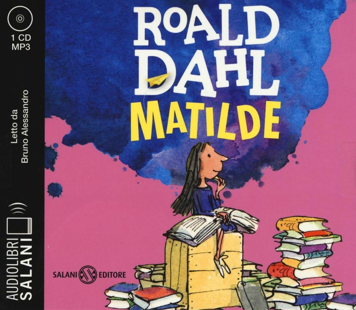 Matilde. Audiolibro. CD Audio formato MP3