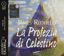 La profezia di Celestino letto da Monica Guerritore. Audiolibro. 2 CD Audio formato MP3.pdf