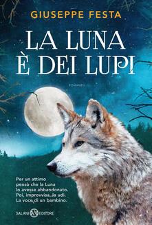 La luna è dei lupi - Giuseppe Festa - copertina