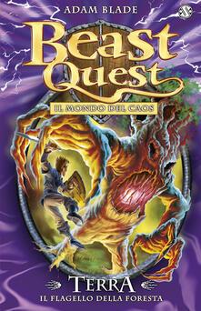 Winniearcher.com Terra. Il flagello della foresta. Beast Quest. Vol. 35 Image