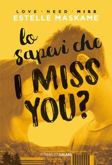 Ristorantezintonio.it Lo sapevi che I miss you? Image
