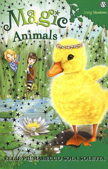 Winniearcher.com Magic animals. Ediz. illustrata. Vol. 3: Ellie Piumabecco sola soletta. Image