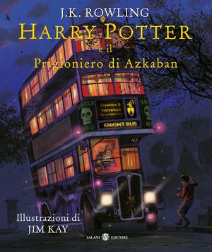 Harry Potter e il prigioniero di Azkaban. Ediz. a colori. Vol. 3