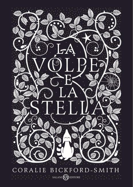 La volpe e la stella - Coralie Bickford-Smith - copertina