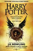 Libro Harry Potter e la maledizione dell'erede. Parte uno e due Scriptbook J. K. Rowling John Tiffany Jack Thorne