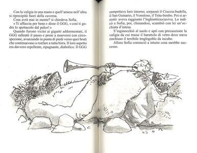 Libro Il GGG Roald Dahl 2