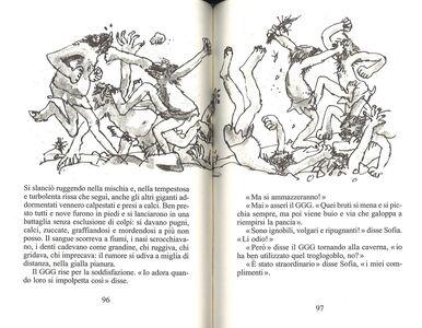 Libro Il GGG Roald Dahl 3