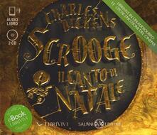 Warholgenova.it Scrooge. Il canto di Natale. Audiolibro. 2 CD Audio Image