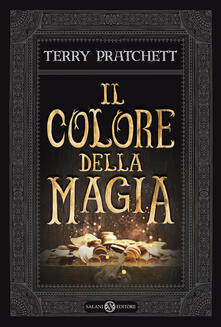 Il colore della magia - Natalia Callori,Terry Pratchett - ebook